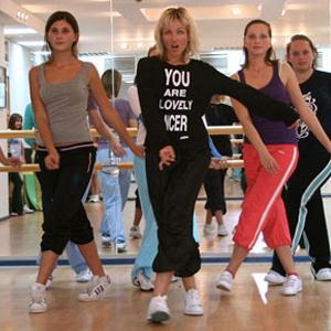 Школы танцев Элисты