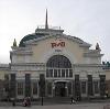 Железнодорожные вокзалы в Элисте