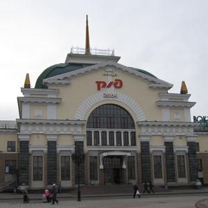 Железнодорожные вокзалы Элисты